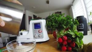 Küchenmaschine Mixer