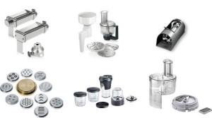 Zubehör Bosch Küchenmaschine